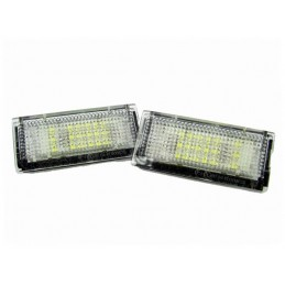 LED LICENSE PLATE LAMPS EP02