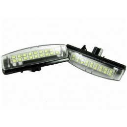 LED LICENSE PLATE LAMPS EP15