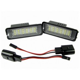 LED LICENSE PLATE LAMPS EP16