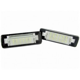 LED LICENSE PLATE LAMPS EP22