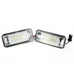 LED LICENSE PLATE LAMPS EP40