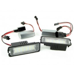 LED LICENSE PLATE LAMPS EP55