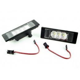 LED LICENSE PLATE LAMPS EP59