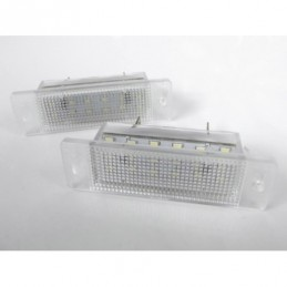 LED LICENSE PLATE LAMPS EP85
