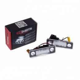 LED LICENSE PLATE LAMPS EP44