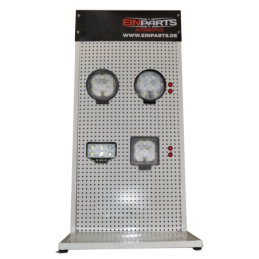 TESTER 4 WORK LAMPS