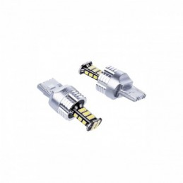 BLISTER 2ΤΕΜ- EPL152 ΛΑΜΠΑ 7440 W21W 30SMD 3020 CANBUS