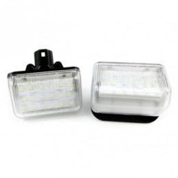 LED LICENSE PLATE LAMPS EP72
